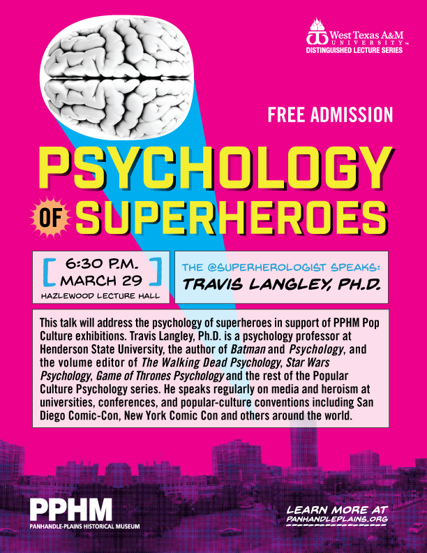 Psychology of Superheroes