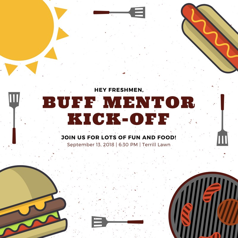 BUFF Mentor Kick-Off