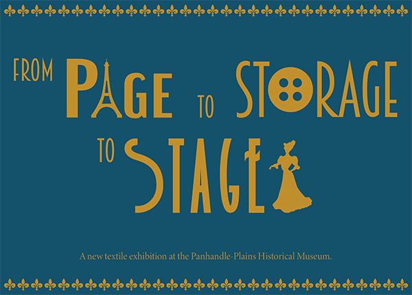 From Page to Storage to Stage