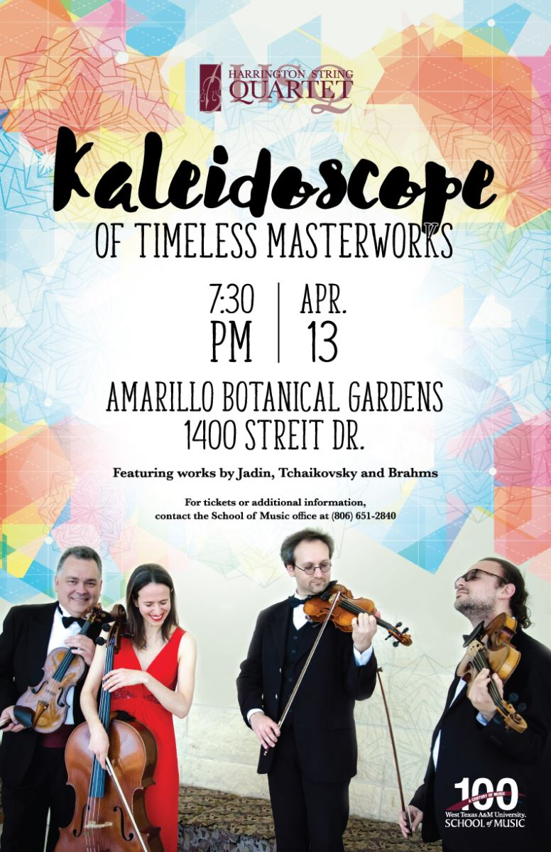 Kaleidoscope of Master Works
