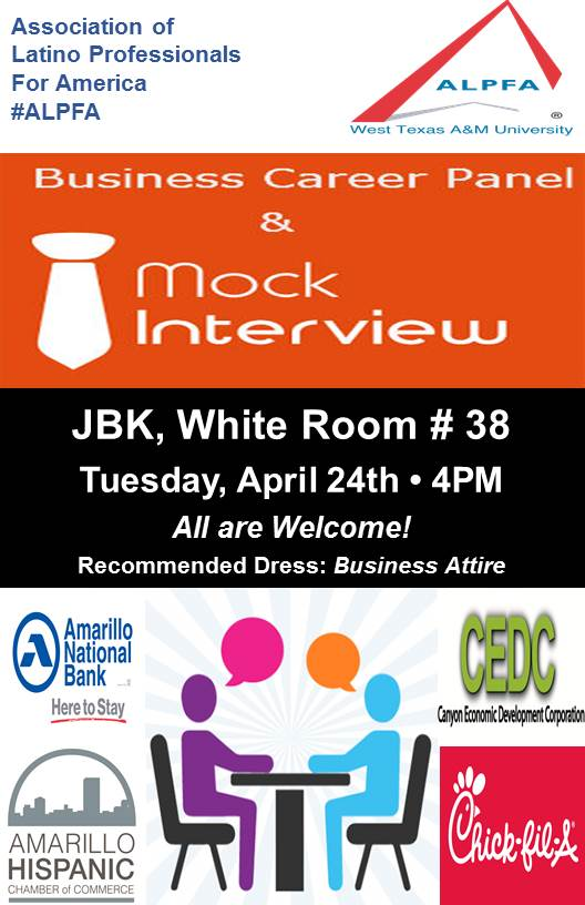 Business Career Panel & Mock Interview