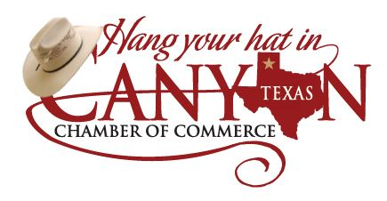 canyon texas chamber of commerce logo
