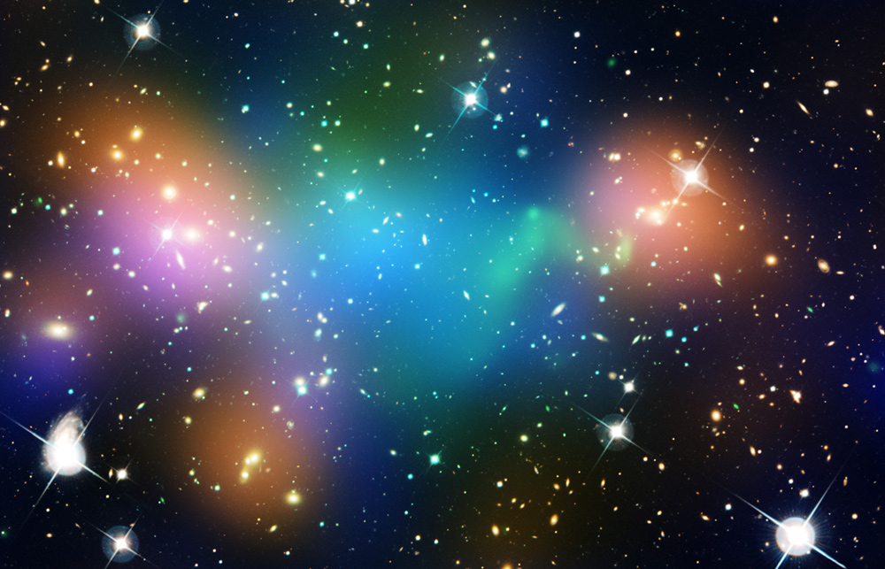 Is there any difference between antimatter, dark matter