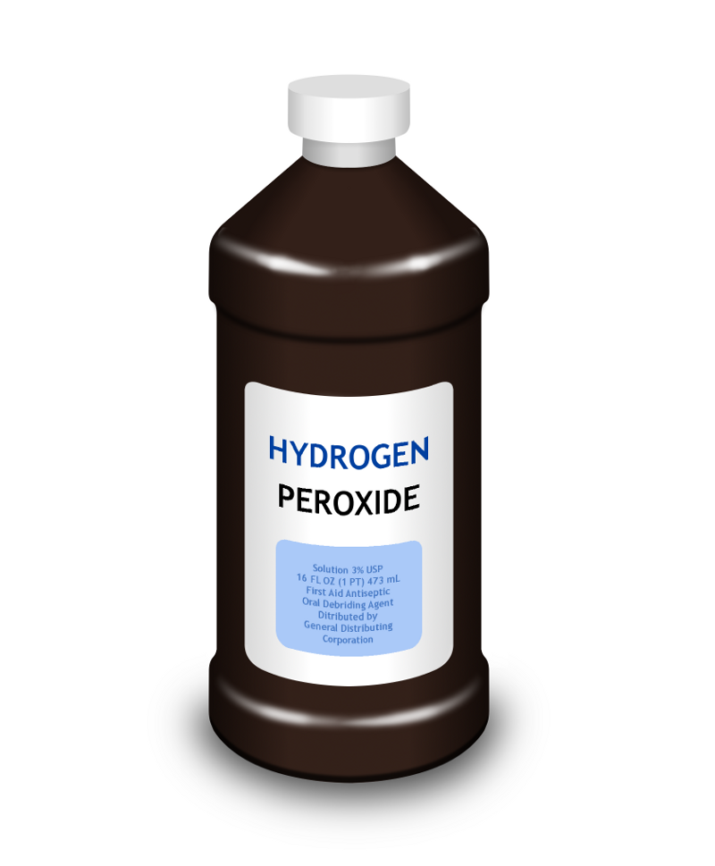 hydrogen peroxide essay Hydrogen peroxide is released due to many metabolic reactions in the body.